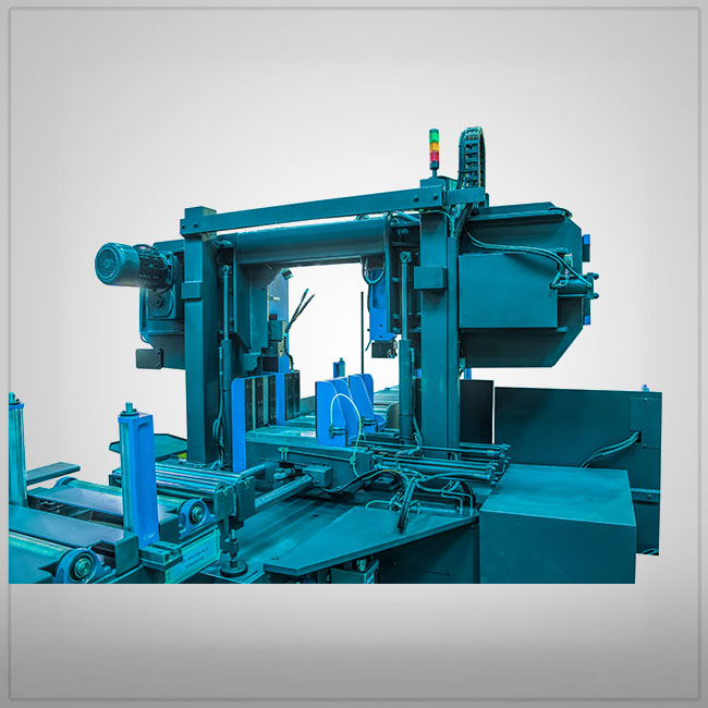 Bandsaw Machine Double Column 550 Lmga Lmgs