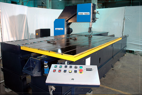 Plate Sawing Machines